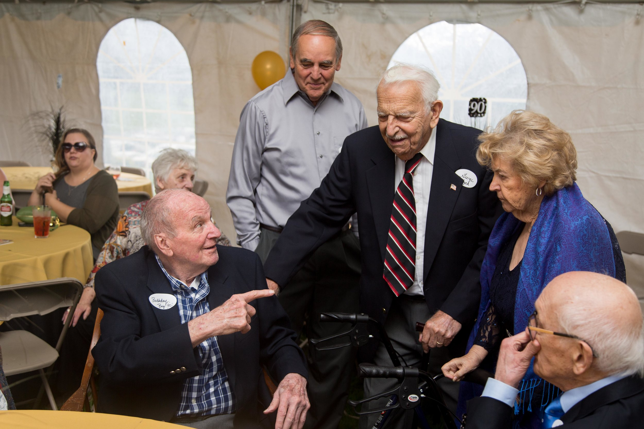 George Sella 90th Birthday at Newton Country Club by Dan Schenker Photography-15.jpg