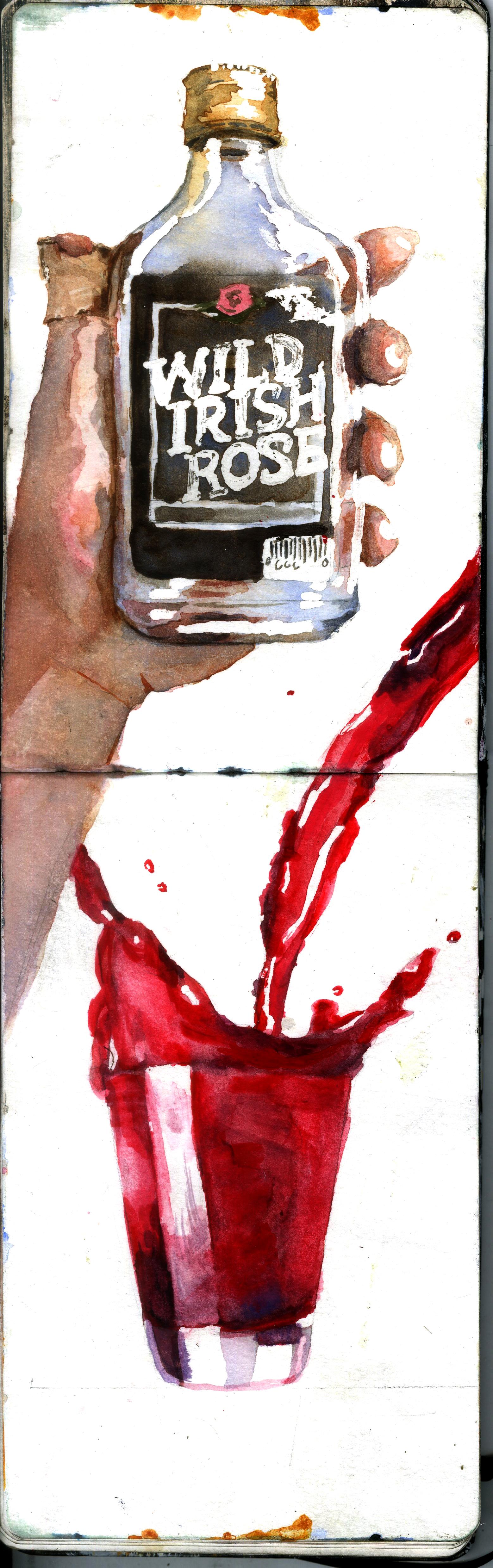Moleskine Painting