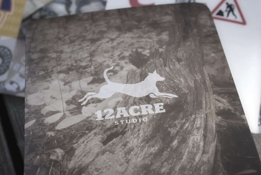 12 Acre Design Studio direct mail 1