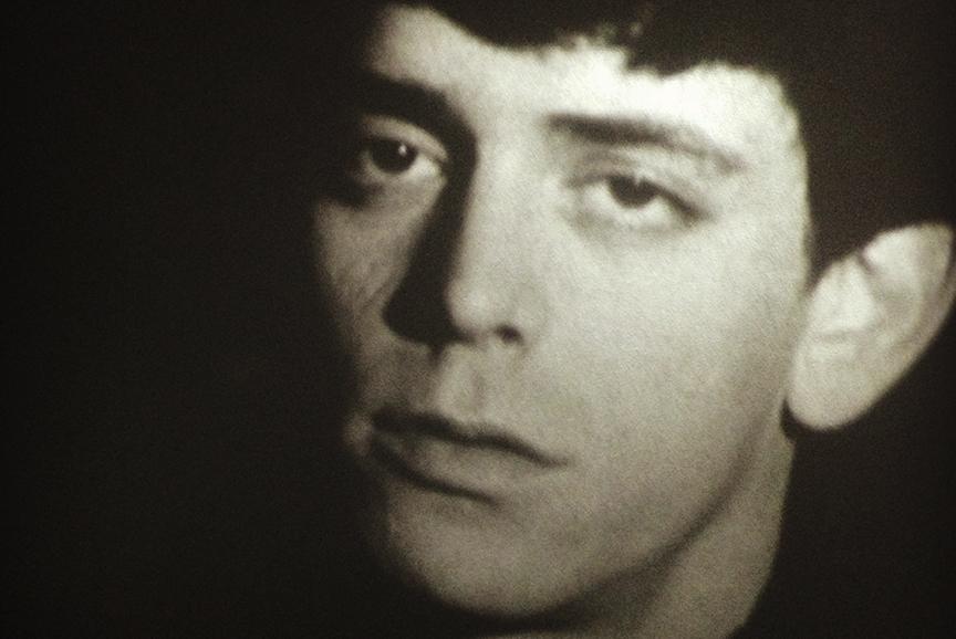 Video segment: Lou Reed screen test