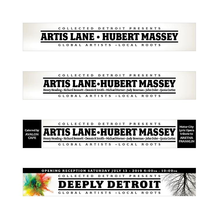 Collected Detroit: Deeply Detroit Exhibit online advertising
