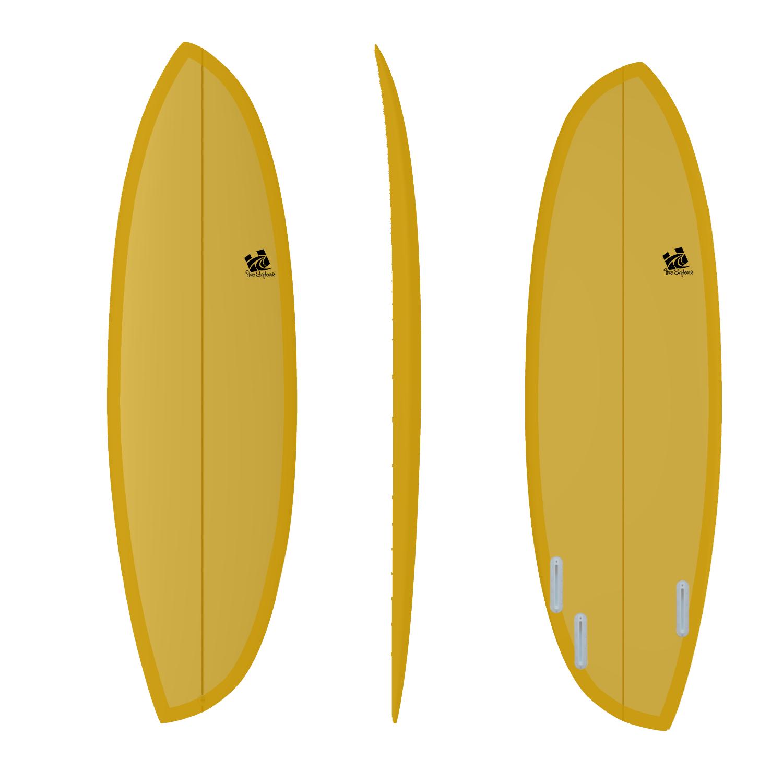 Yellow Kelp