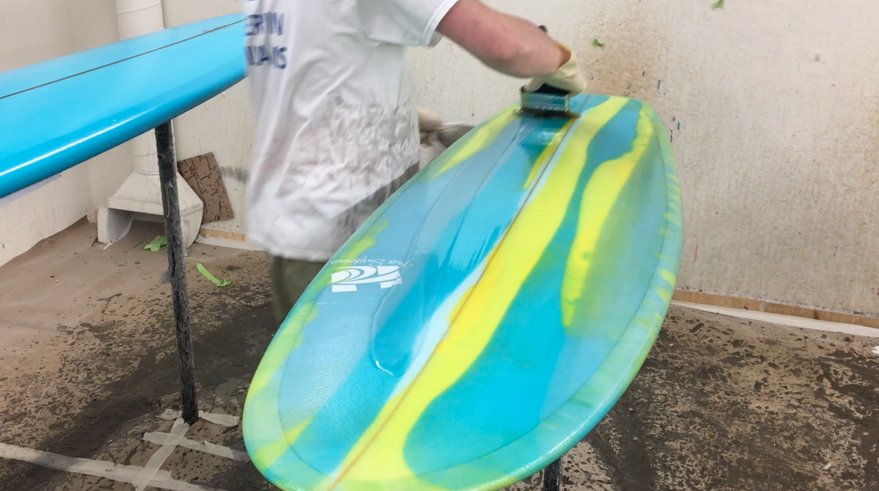 Gloss Coat - Sealing lamination for a clean finish