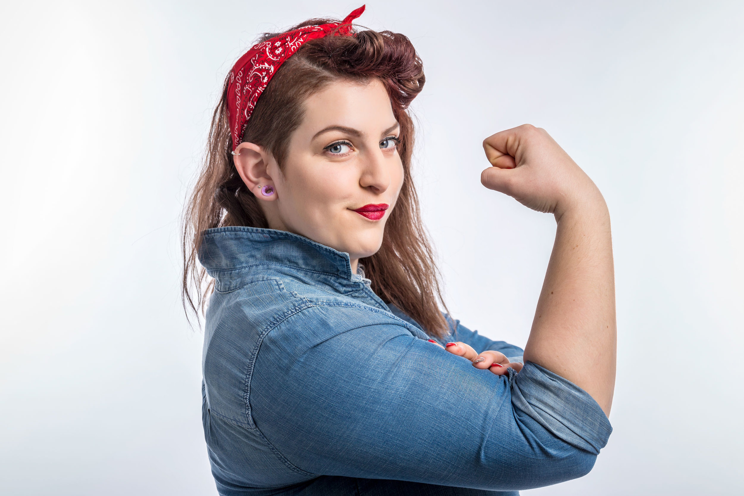 Plus Size Rosie the Riveter.jpg