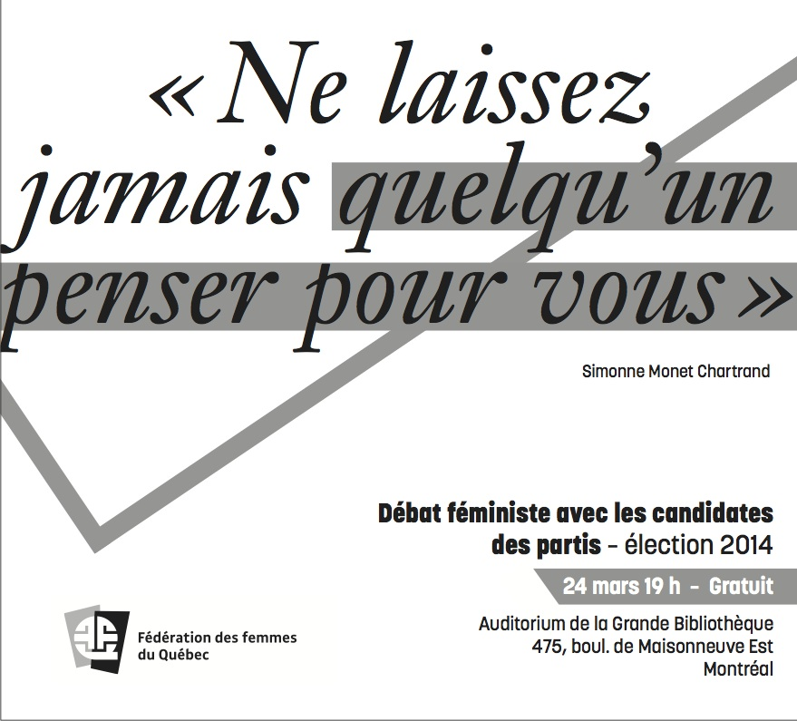 Publicité - invitation créée par Ad+...