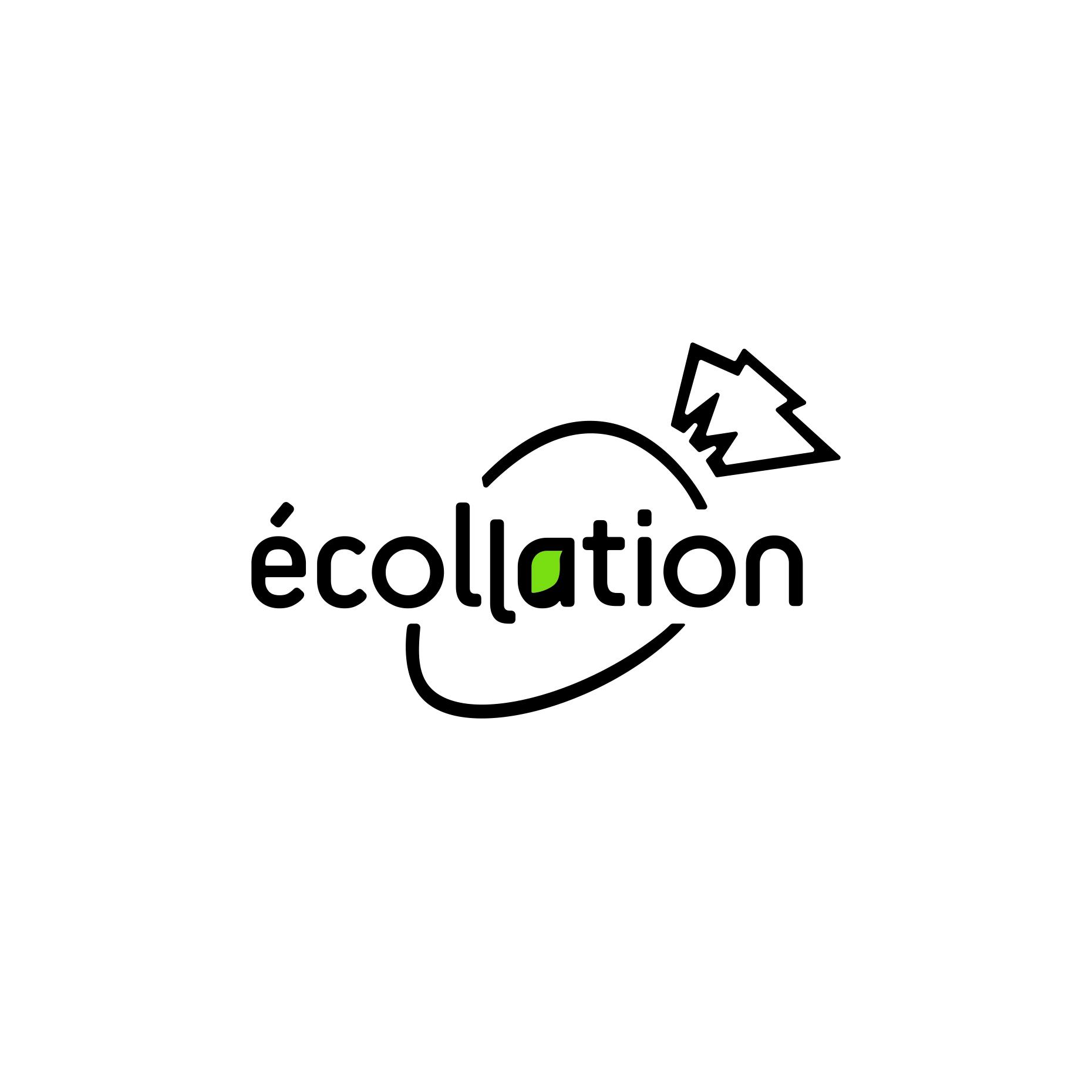 Identité visuelle du projet écollation de l'Association québécoise de la garde scolaire