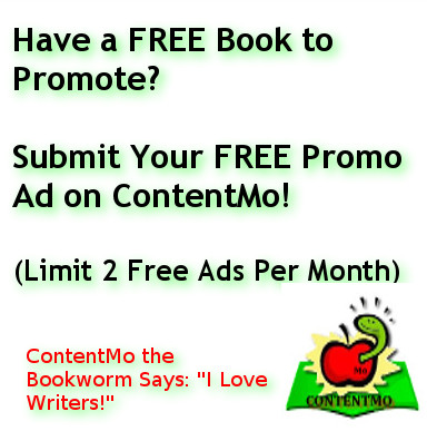 SUBMIT YOUR FREE EBOOK AD HERE — ContentMo Free Books for
