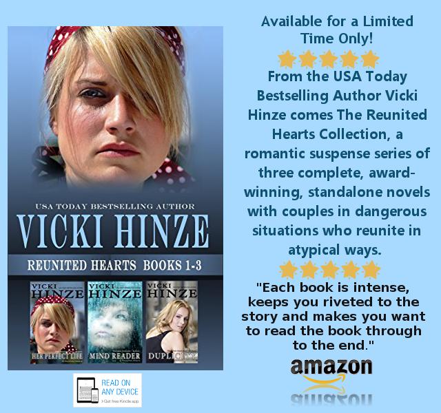 Reunited Hearts Books 1-3