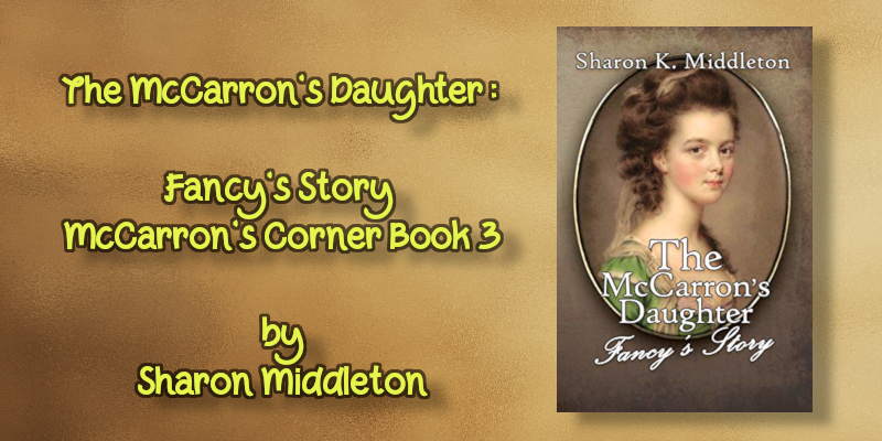 3. The McCarron's Daughter Fancy's Story (McCarron's Corner Book 3) Book Cover Image by ContentMo.png