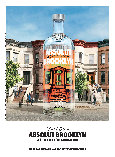 Absolut Brooklyn Photographer: Ty Cole Role: Art Producer