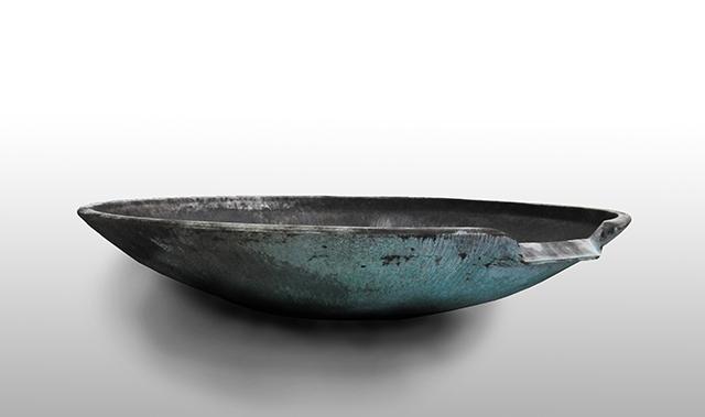 Bronze Florentine Verdgris Patina Bowl 2.jpg