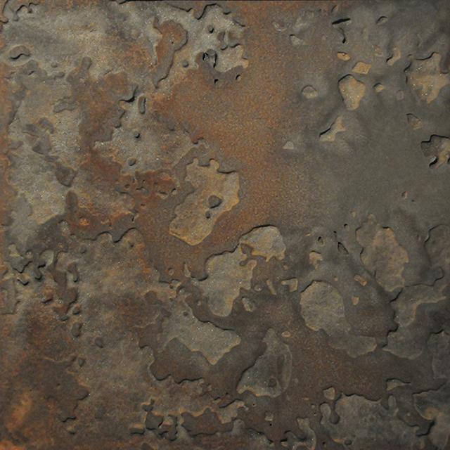 Bronze Cast Lunar Florentine | Carved Mars