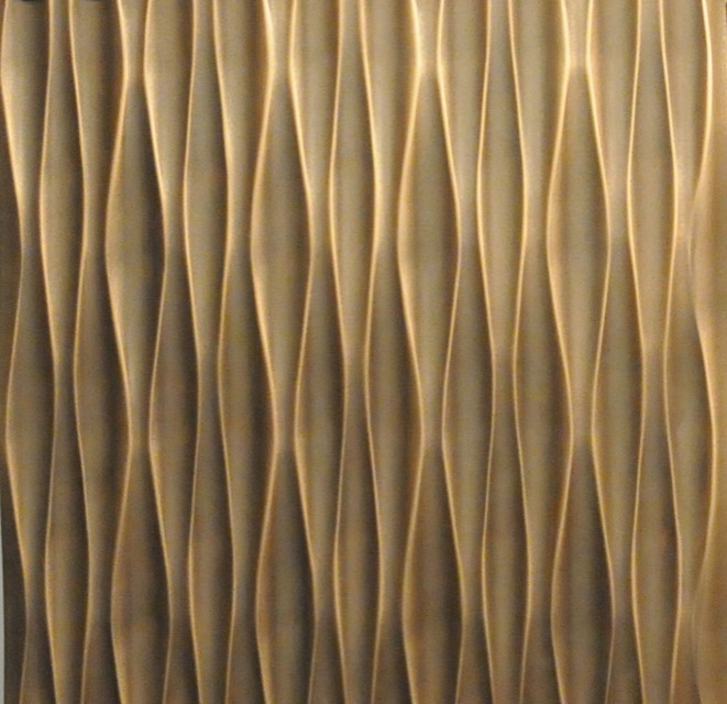 Bronze Brown Florentine | 3d Routed