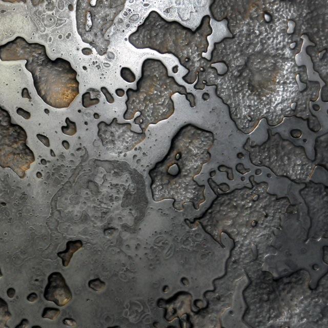 Pewter Lunar | Carved Mars