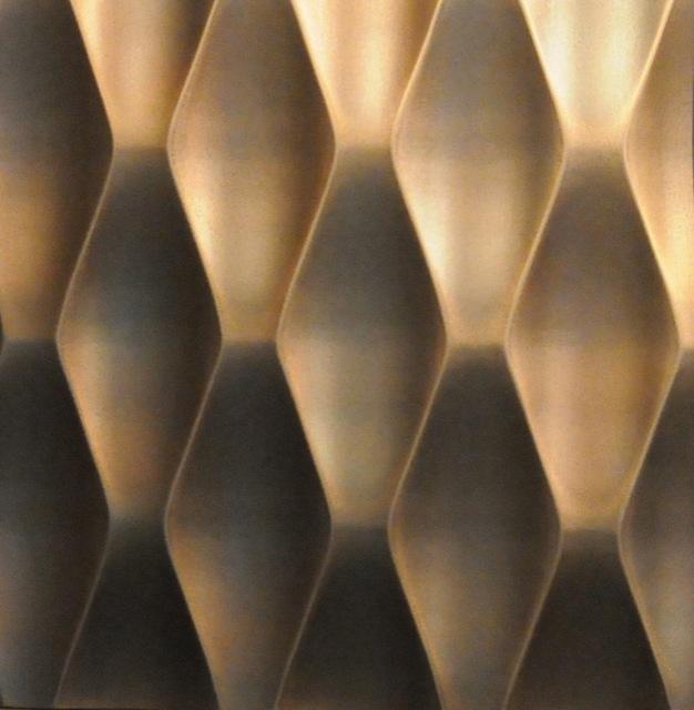 Bronze Psuedo Smooth Florentine | 3d Routed