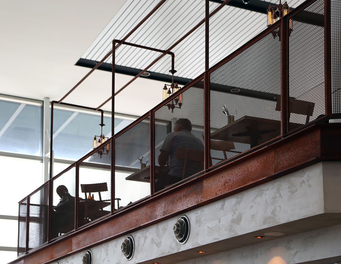 Kitchen By Mike Sydney Airport | Orange Rust