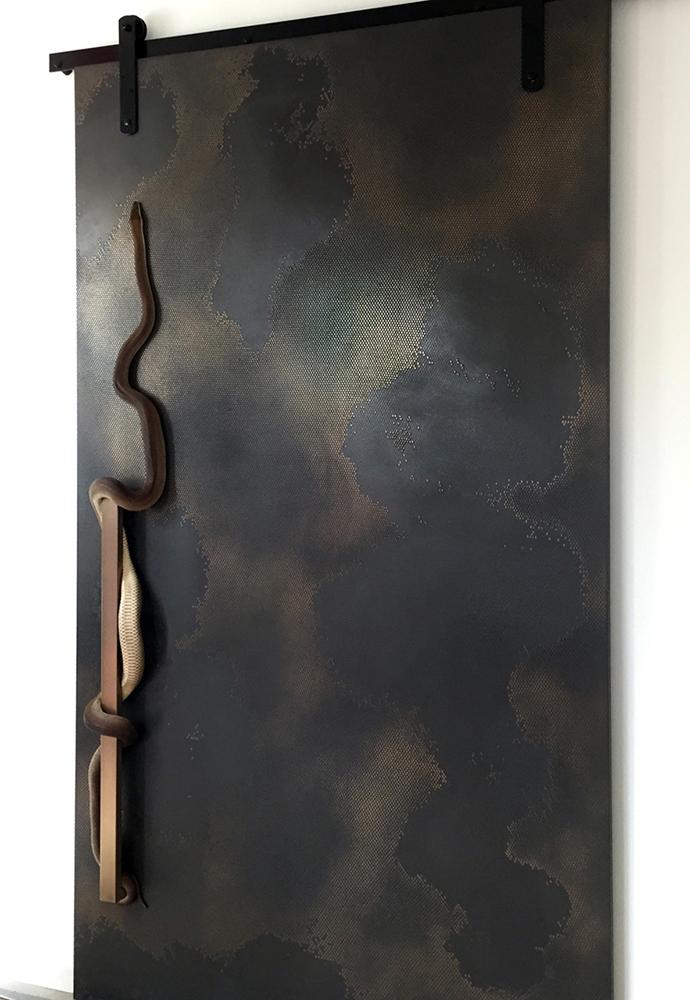 External Slider | Bronze & Graphite Viper