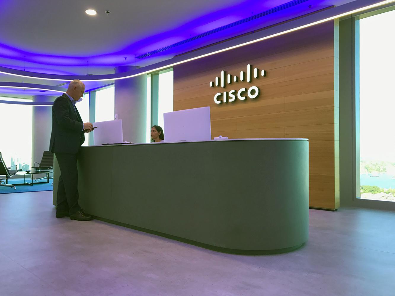 Cisco Counter | Flyash Smooth
