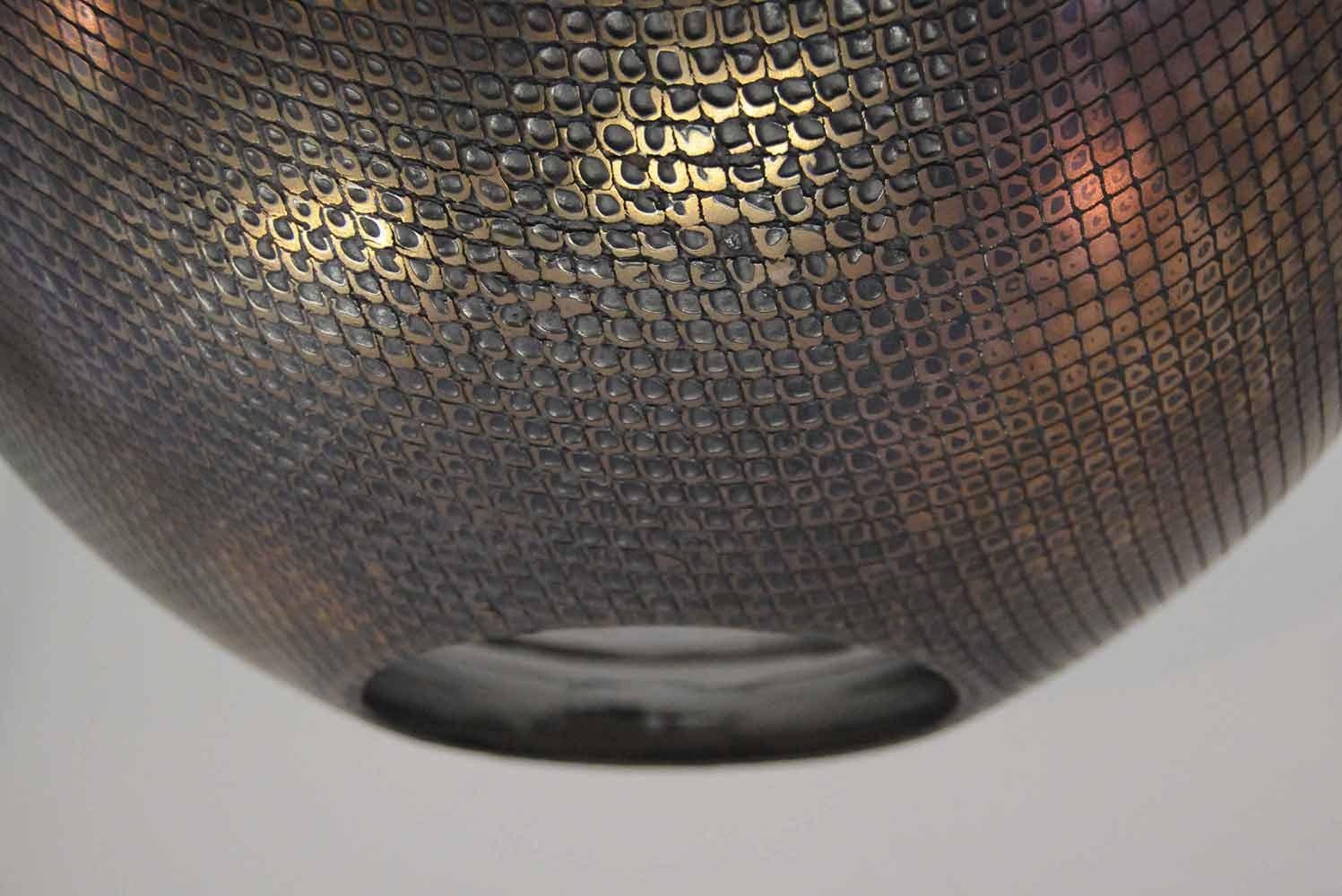 Viper Pendant Light | Bronze & Graphite Viper