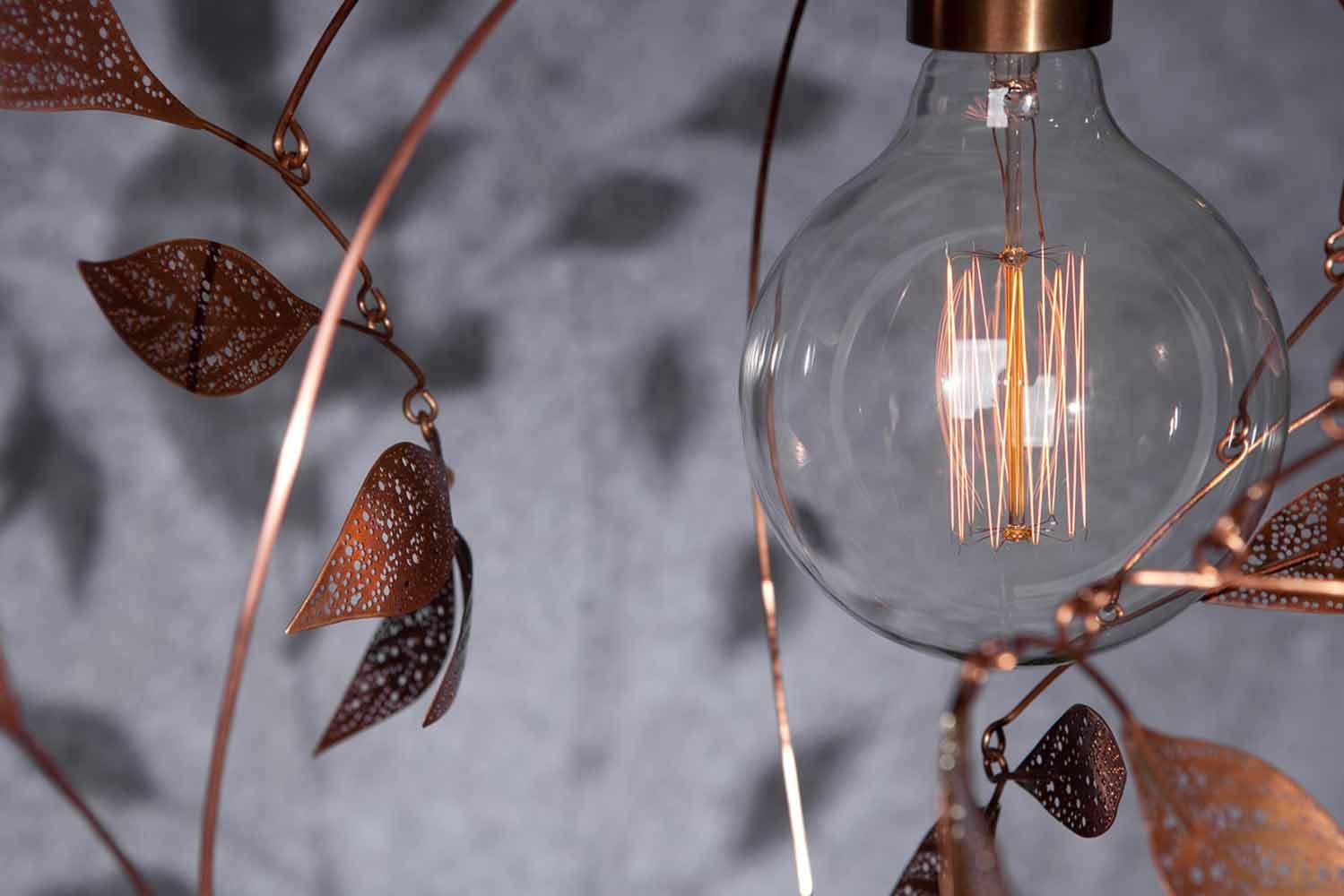 Jade Oakley - Rain Shadow | Copper Pearl Sheet Metal