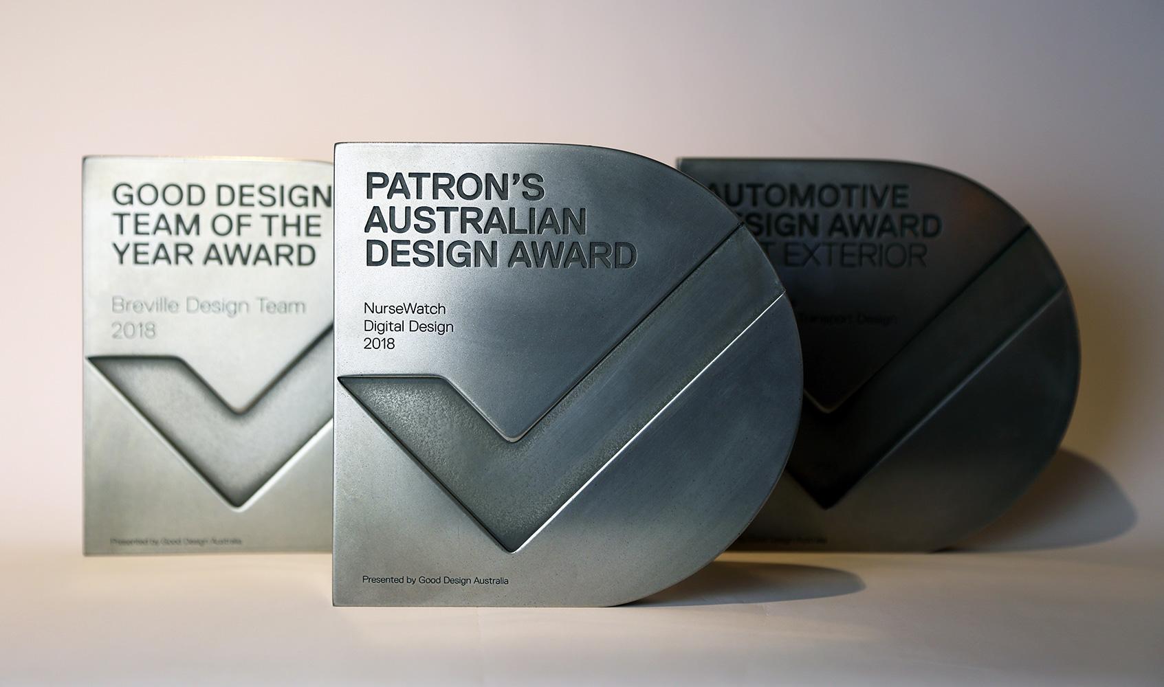 Good Design Awards 2018 | Cold Cast Nickel