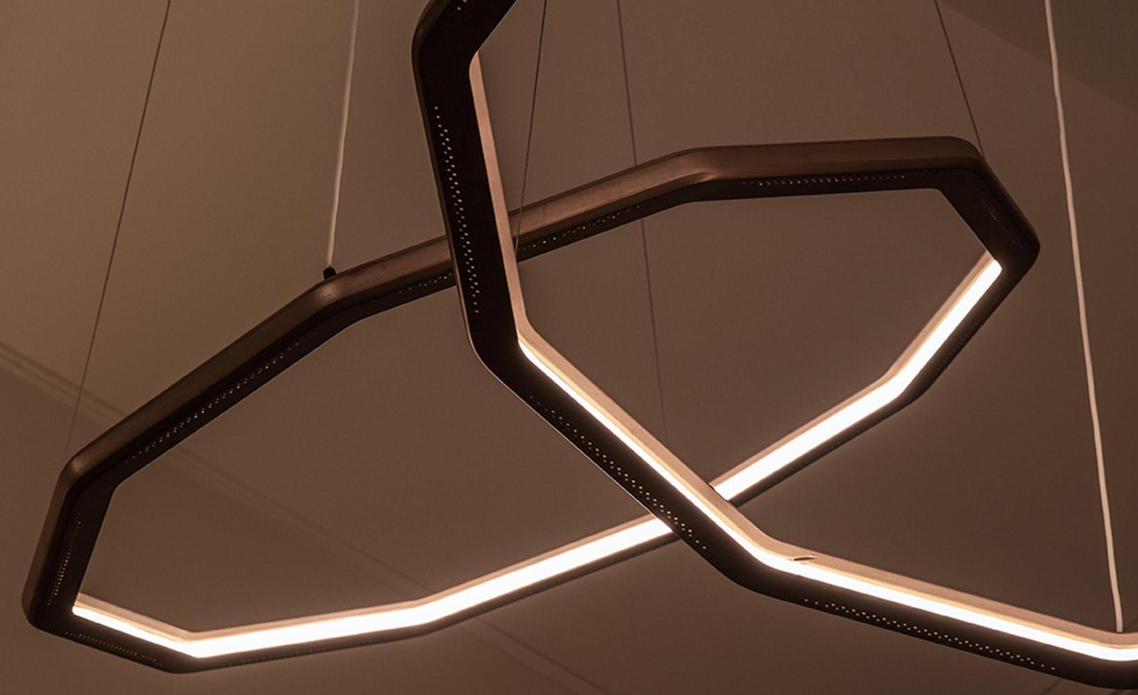 A Design Studio Lights | Bronze Tarnish