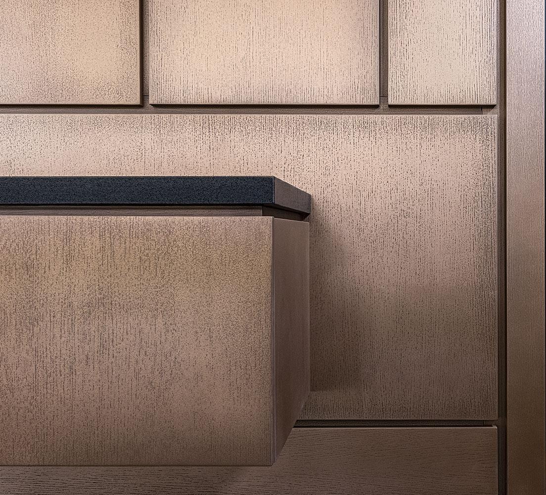 Bronze Timber Ingrain