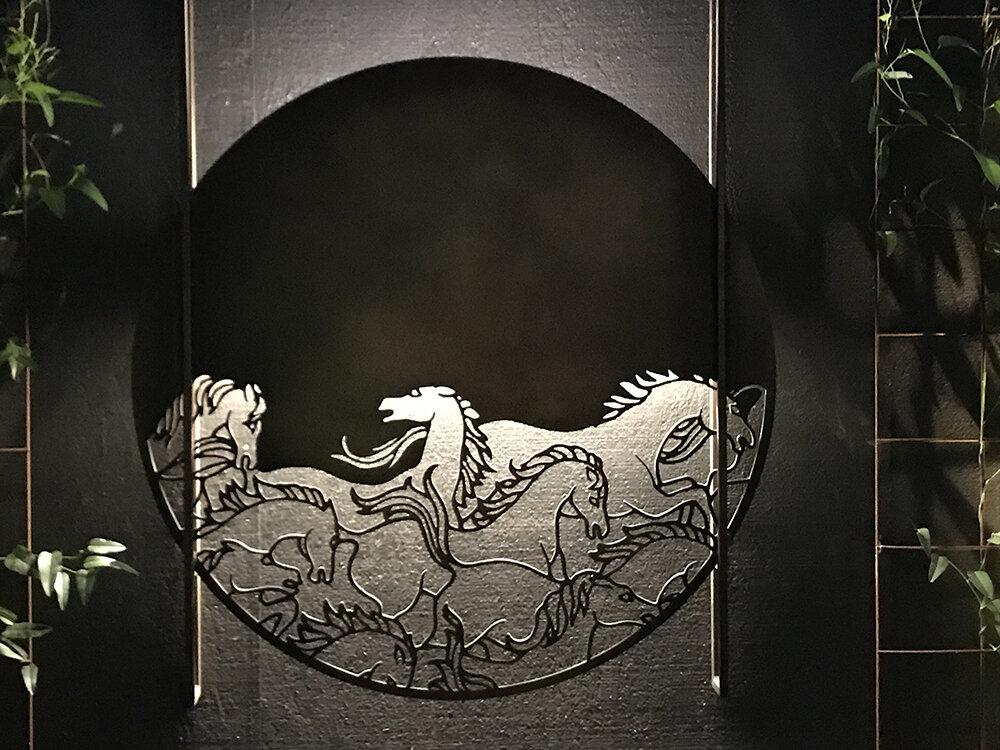 Horses Stampede_Bronze Fine Lunar Antique.jpeg