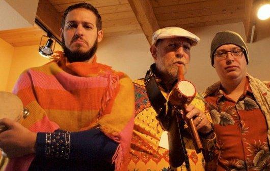 unko Moderno with Art Lande and Otis Lande.