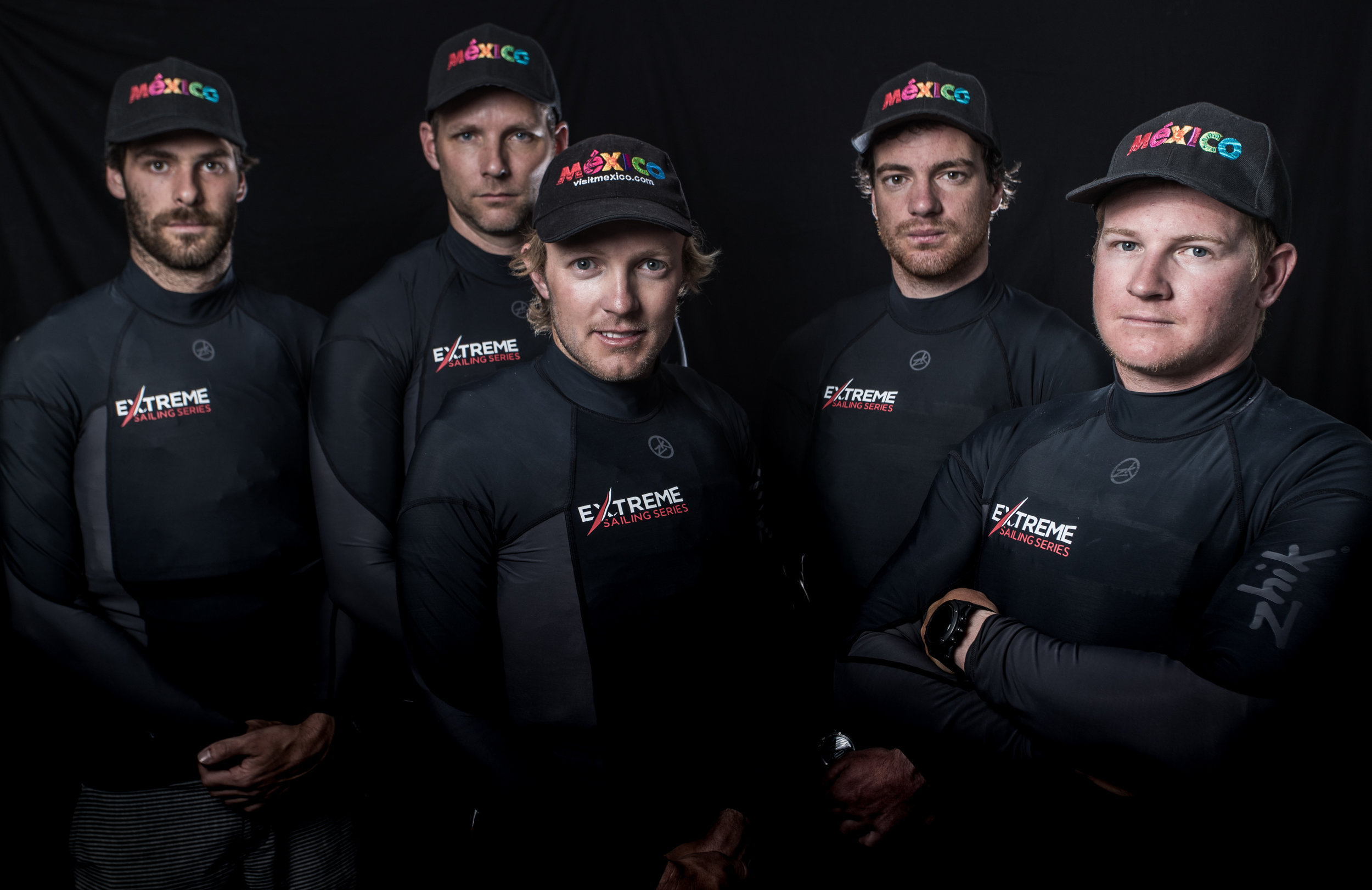 Team Mexico Extreme (The Lads) - Photo @lloydimages