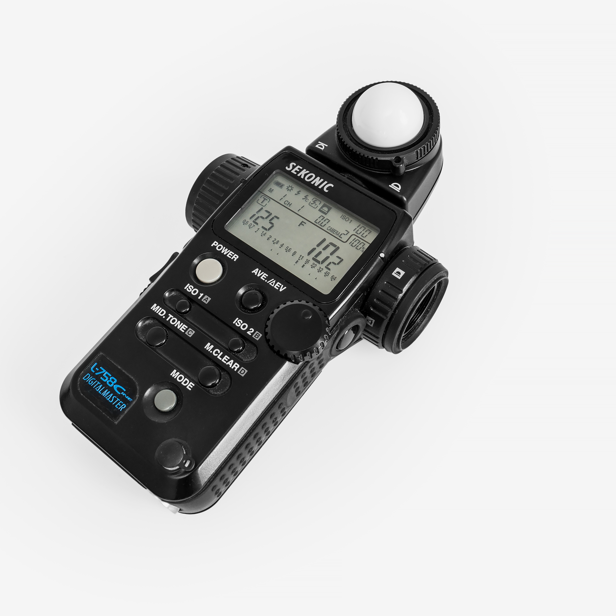 TRIGGERWIZARD - If you own a Sekonic® lightmeter (for example the L-758DR) you are able to use an Elinchrom Skyport®, Profoto Air Sync/Air Remote® or Hensel Strobe Wizard® wireless system module right in your lightmeter. No Pocketwizards® needed. Check it out by clicking on the image...