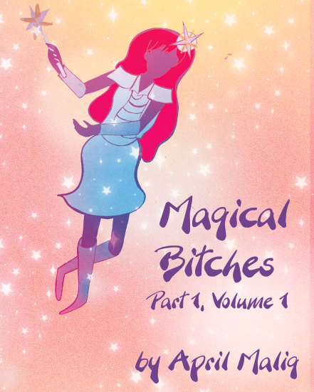 A mumblecore magical girl comic set in the desert.  First six pages are up for reading.