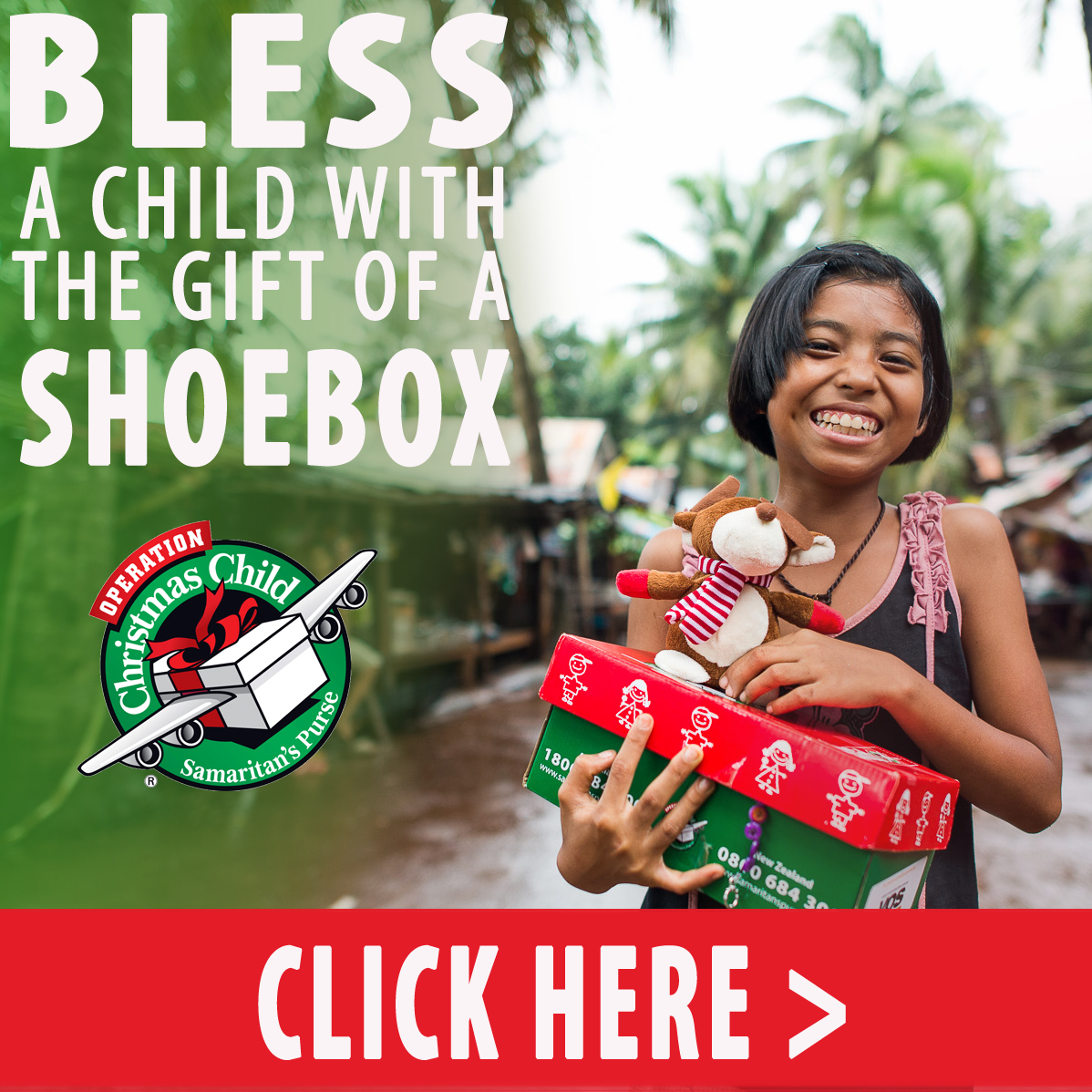 It's time for Operation Christmas Child again! Pick up your empty shoebox(es) from The Gathering Place or the Fellowship Hall beginning 11/6 and return them to the Conference Room by Sun. 11/20. For examples of how to fill your box or to register your box so you can follow its path, visit foresthills.org/operationchristmaschild