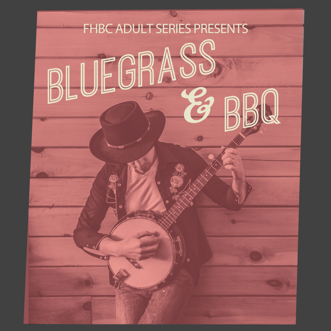 Calling at adults- join us on 4/21 at 6:00 pm for a time of fellowship and fun for Bluegrass and BBQ. BBQ will be prepared by Handsome Ray Edwards, with Fire House Potatoes, green beans, cole slaw, and wonderful desserts by Melissa Griffith. Music will be presented by the Kudzu Blue Grass Band. Invite someone you know! RSVP at  foresthills.org/adults  or to 919.851.1191.