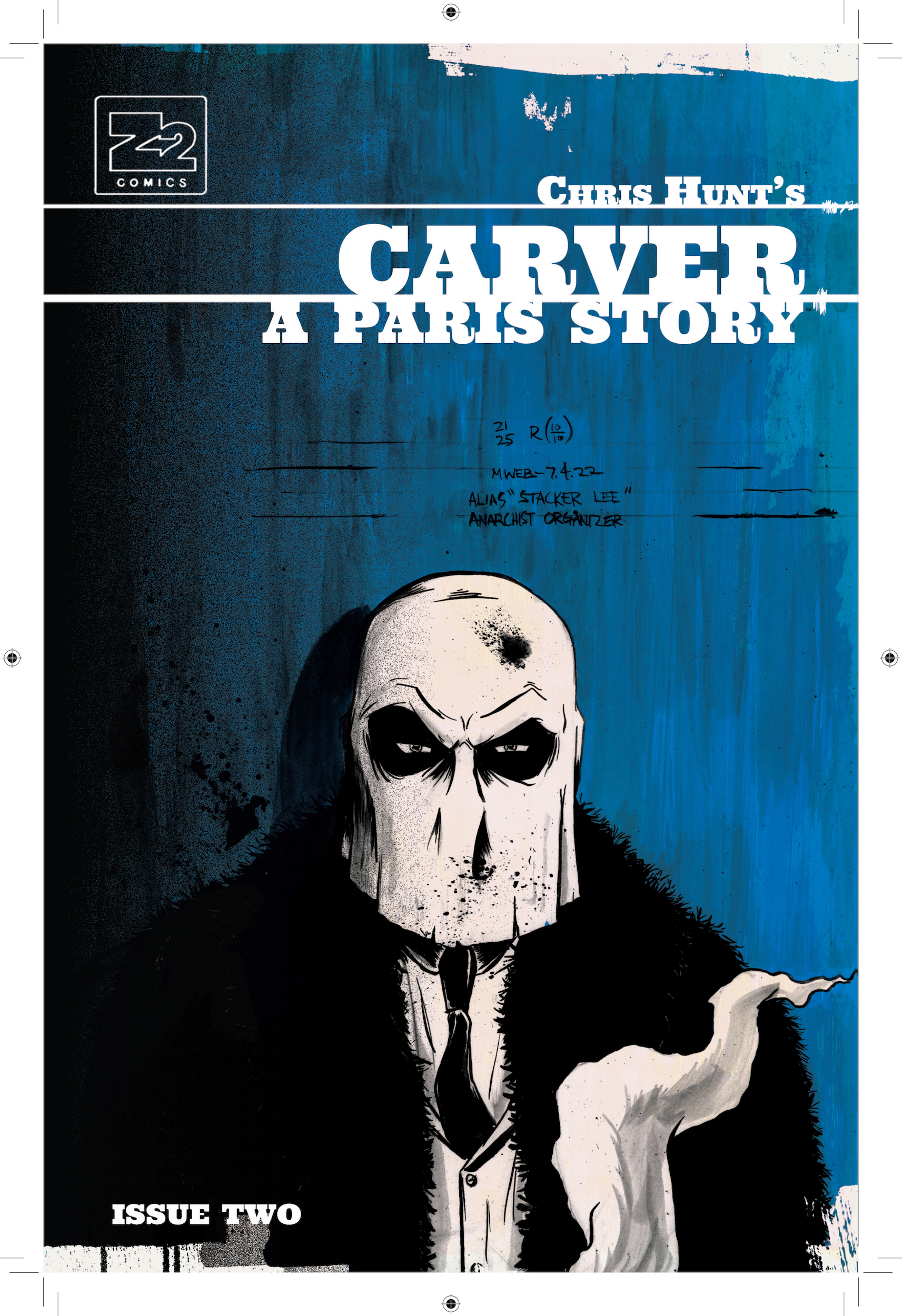 CARVER: A Paris Story Issue 2