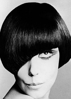 The asymmetrical bowl cut.
