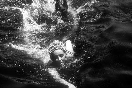 I adore this swimming cap
