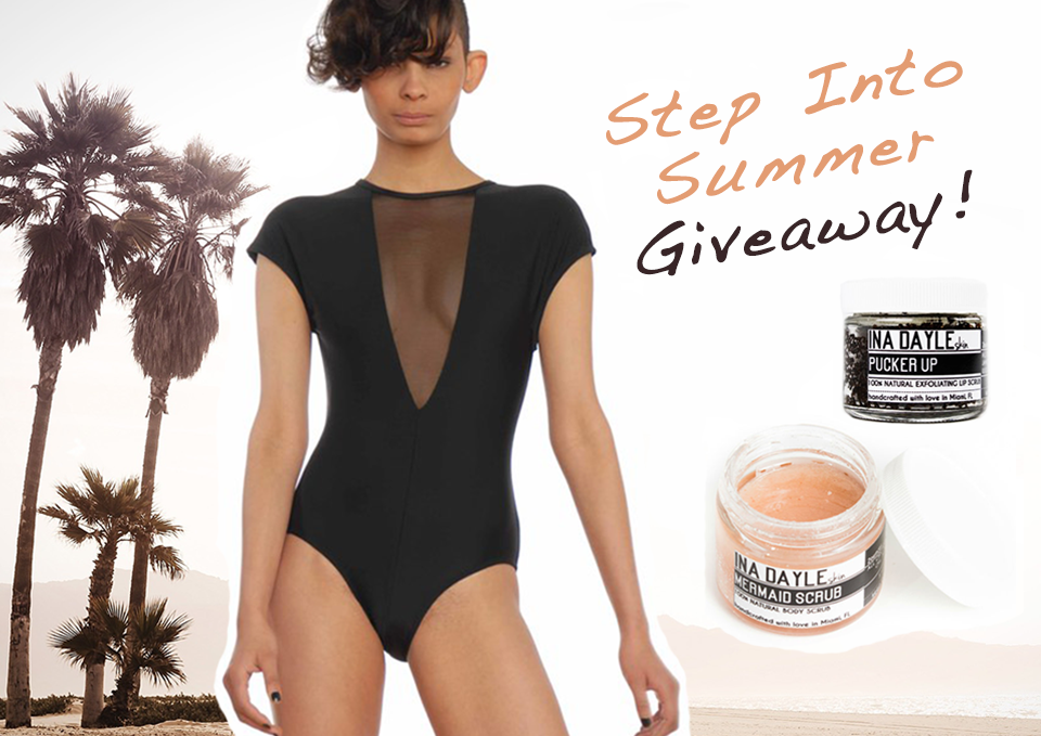 We have partnered up with  Ecohabitude , a socially conscious marketplace, to bring to you an awesome summer giveaway.  Follow the link for details on how to enter:   http://blog.ecohabitude.com/enter-to-win-step-into-summer-giveaway/  Don't forget to pass is onto a friend to share the love!