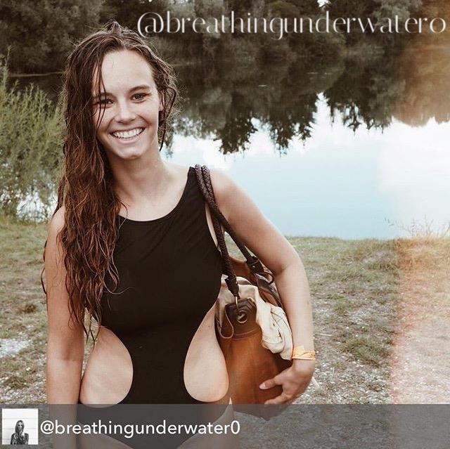 @breathingunderwater0 in the Arlete Monokini