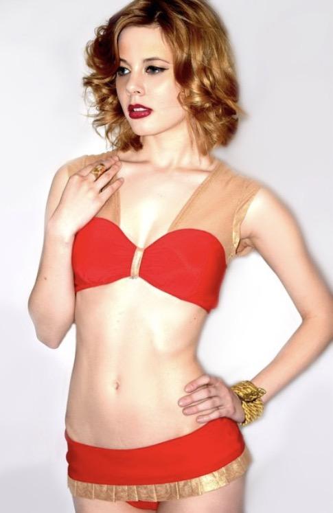 Ellen Skirted Bikini