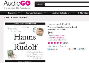 Audiobook Hanns and Rudolf