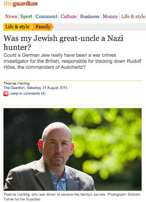 Guardian 31 August 2013