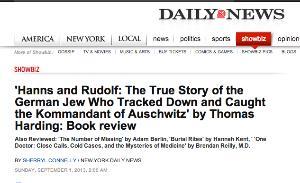 NY Daily News 1 Sep 2013