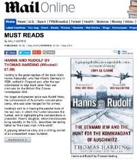 Daily Mail 2 May 2014