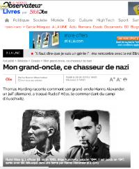 Nouvel Observateur 23 April 2014