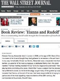 Wall Street Journal 20 Sep 2013
