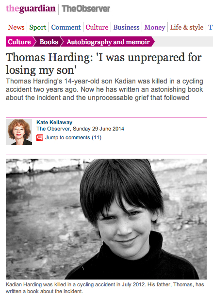 Guardian/ Observer 29 June 2014