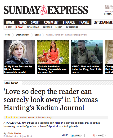 Express 6 July 2014