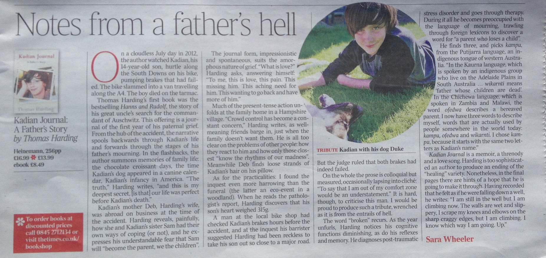 The Times 12 July 2014