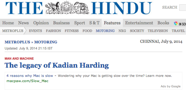 The Hindu 9 July 2014